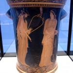 калаф. Алкей и Сапфо.- 470 г. до н. э.