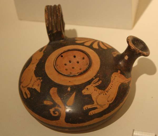 охота-Askos-фильтр, 5 век до н.э.