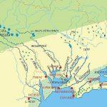 Геродот о реках Скифии.
