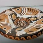 рыбное блюдо, ок. 340-320 г. до н. э