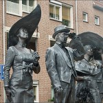 Living Statues Championship - September-2011  in Arnhem, Holland