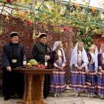 Молебен в Караимских кенасах