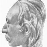 Житель древнего Хорезма (VI век)
