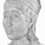 Скифская амазонка- IV век до н. э. реконструкция Герасимова