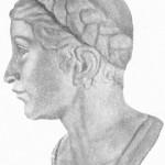 Скифская женщина из Мцхеты - IX век до н. э. Реконструкция Герасимова