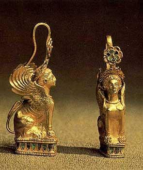IV в. до н. э. курган Три брата-Керчь