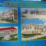 Проект реконструкции и строительства в Евпатории в 2012 году.