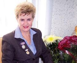 Людмила Щавинская – директор