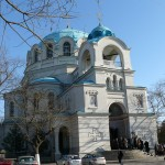 St. Nicholas Orthodox Cathedral.