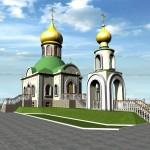 Храм Святителя Луки в Евпатории.