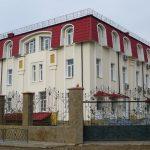 Центр реабилитации инвалидов в Евпатории.