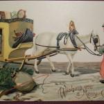 NY -подарки почтой 1911 год