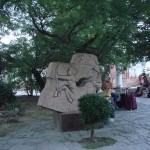В Евпатории стало одним парком меньше