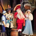 Пиратская одиссея Деда Мороза.