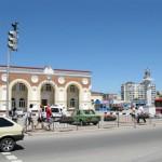 ж-д вокзал в Евпатории