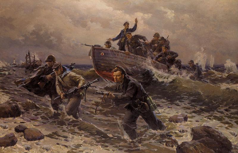 Евпаторийский десант 5 января 1942 года