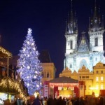 Новый год и Рождество по-чешски.
