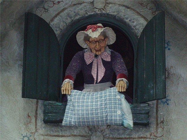 """Frau Holle"" - ""Госпожа Метелица"", сказка братьев Гримм - аудиокнига на немецком языке"