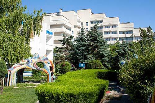 санаторий Орен-Крым
