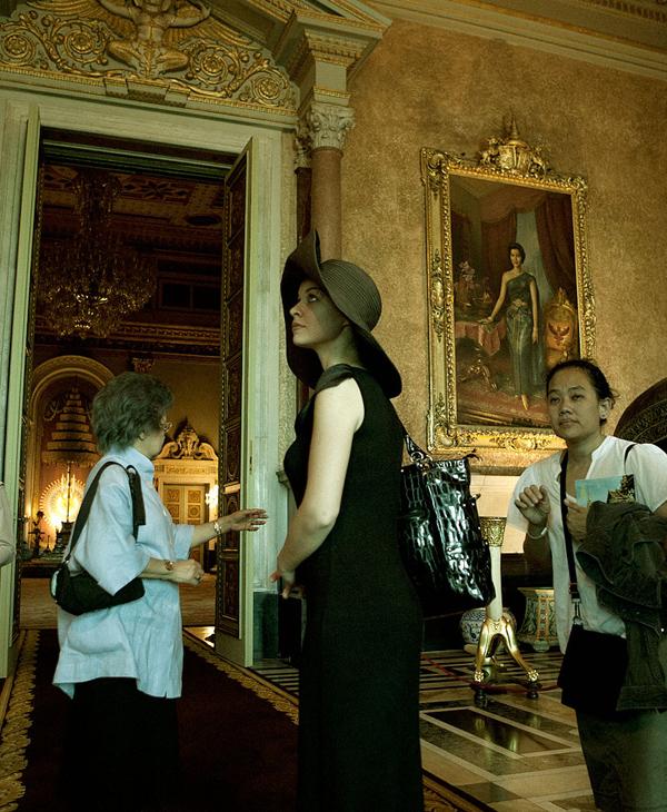 Thailand-экскурсия по королевскому дворцу