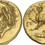 Самая дорогая монета Пантикапея.