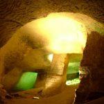 Подземные лабиринты Евпатории.