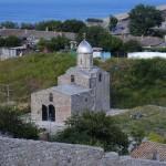 Армянская церковь в Феодосии