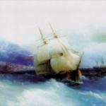 Trapezund- Aivazovsky