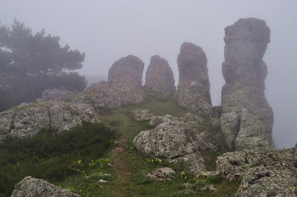 Демерджи-стражи гор