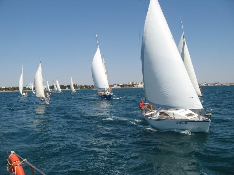 яхты Евпатории