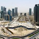 Весенний фестиваль в Катаре.