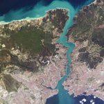 Подводная река в Чёрном море.