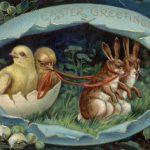 Кролик — символ католической Пасхи