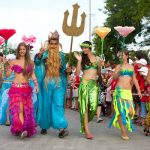 Афиша Открытия курортного сезона 2012 в Евпатории (29 апреля — 2 мая)