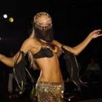 Восточные танцы в Евпатории.