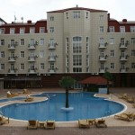 Отель Украина Палас.