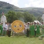 IX фольклорный фестиваль «Ой, на Ивана, ой да на Купала».