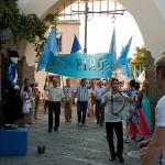 Афиша IX Международного фестиваля крымскотатарской культуры.
