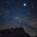 Наблюдайте августовский звездопад.