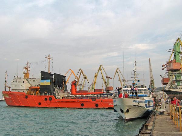 Феодосия-порт
