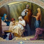 Праздник Рождества Пресвятой Богородицы.