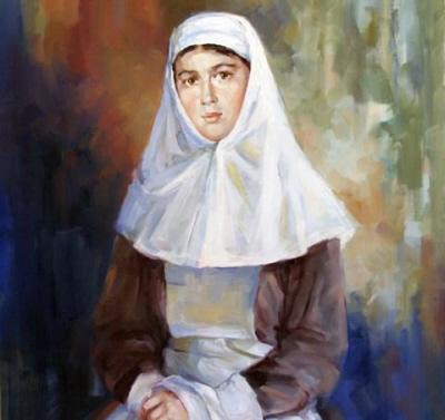 Даша Севастопольская - первая медсестра в русской армии