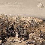 Рисунки Крымской войны Роджера Фентона.
