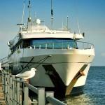 Греческое судно «Harmony G» в нашем порту.