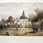 Рисунки Крымской войны Уильяма Симпсона
