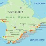 Итоги экономического развития Крыма-2012.