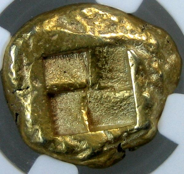 6 -Mysia, Kyzikos (C 450-400 BC) El Stater (16.06g.)