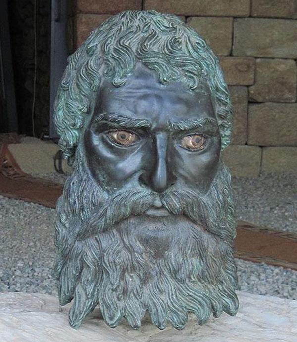 SeuthesIII_tumba_Kazanlâk_Фракийский царь
