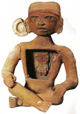 en-mayan-statue-матрёшка