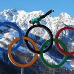 Талисманы зимней Олимпиады в Сочи 2014.